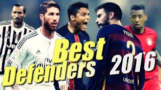Top 10 Best Football Defenders 2016 1080p HD