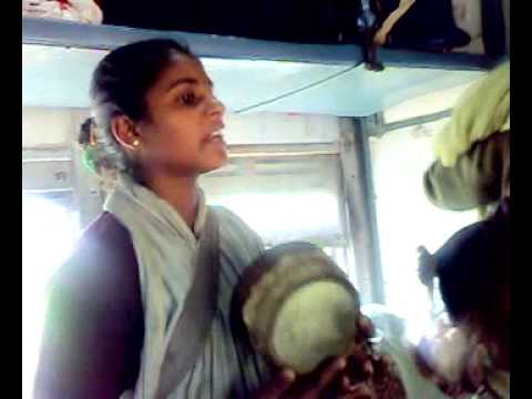 India got Talent girl singing on local train