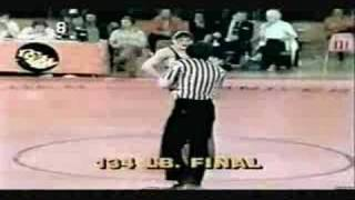 Burley vs Lewis NCAA Final