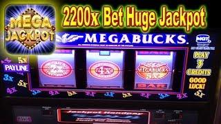★ MEGA JACKPOT 2200x BET ★ HIGH LIMIT SLOT
