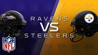 Top 5 Ravens vs. Steelers Games of All Time | NFL NOW