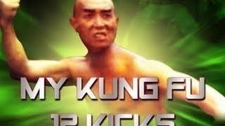 My Kung Fu 12 Kicks - Full Length Action Hindi Movie