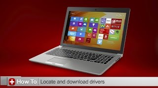 Toshiba How-To: Download updated drivers and software for your Toshiba laptop