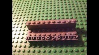 HOW TO MAKE A LEGO SNIPER SCOPE