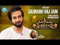 Download Video Download Saurabh Raj Jain Exclusive Interview    #OmNamoVenkatesaya    Talking Movies With iDream #306 3GP MP4 FLV