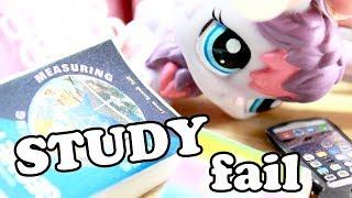 LPS - STUDY FAIL!! (Funny Skit)