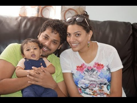 Singer Geetha Madhuri And Nandu Dream House Inside View