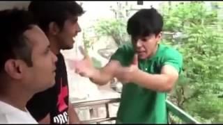 ICC Trolled By Mishu Sabbir  Salman Muqtadir  Tawsif Mahbub Funny Videos   YouTu