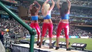 IPL 2009 DD Cheerleaders!