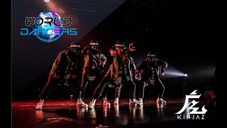 KINJAZ - Ric Flair Drip   ARENA SINGAPORE 2018