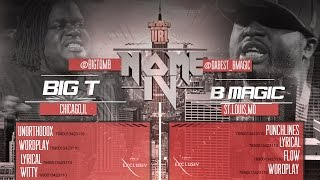 BIG T VS B MAGIC SMACK/ URL | URLTV