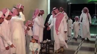 حفل زواج الشاب / علي شاهر المقاطي