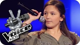 Little Mix - Wings  (Saphira) | The Voice Kids 2014 | Blind Audition | SAT.1