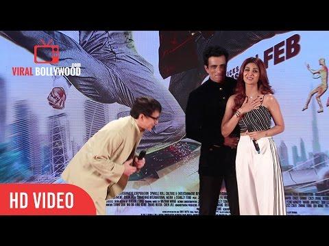 Shilpa Shetty Speech | kung Fu Yoga Promotions In India | Viralbollywood