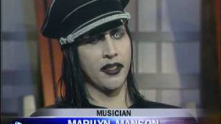 Marilyn Manson on The O'Reilly Factor (2001)