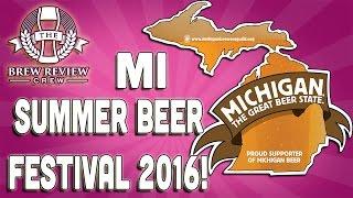 Mi Summer Beer Festival 2016