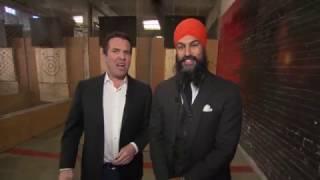 Rick and Jagmeet Singh