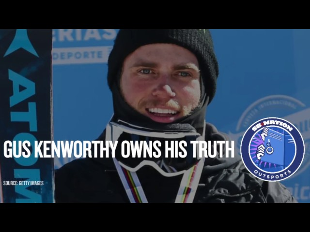 Gus Kenworthy says being in the closet was damaging to him