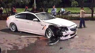 EXTREME DRIVING FAILS ON CAMERA! World´s Most Stupid Drivers JULY 2017