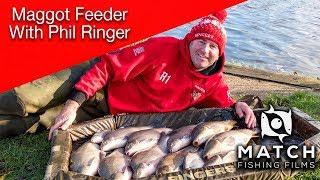 Maggot feeder fishing with Phil Ringer