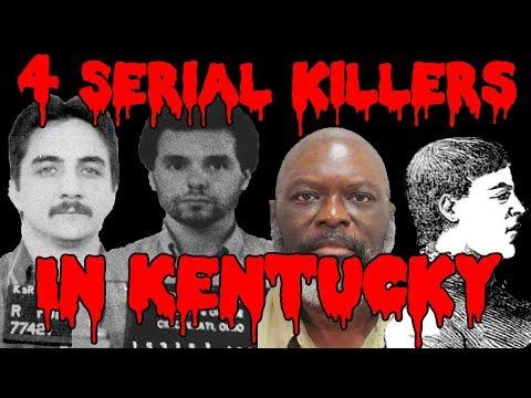 4 Serial Killers in Kentucky