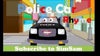 Police Car rhyme by SimSam