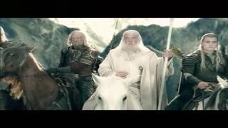 Intro El Señor de los Anillos El Retorno del Rey [Español HD]