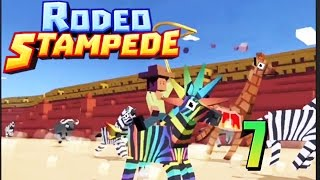 Rodeo Stampede| Viva Las Vulture vs. Punky Zeb   Gameplay/commentary [7]