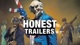Honest Trailers - The Purge