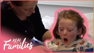 Kayla's Journey After Swallowing Bleach | Temple Street Children's Hospital | Real Families