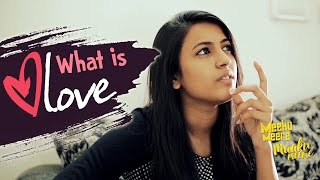 What is Love ?? .... Muddapappu Avakai Fame Niharika