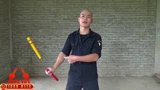 Mr. Huy Côn hướng dẫn luyện tập Côn Nhị Khúc [VIDEO 41]