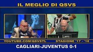 QSVS - I GOL DI CAGLIARI - JUVENTUS 0-1  - TELELOMBARDIA / TOP CALCIO 24