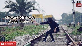 Kisnou - Ilia   Amazing Dance skills 2017   Animation Popping dance   Avas Brahma