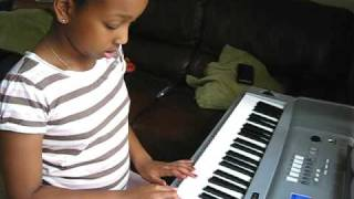 Talented girl from Tanzania on Kenny G