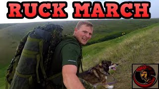 Going for a ruck march!!