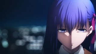 劇場版「Fate/stay night[Heaven's Feel]」第一章/予告編第一弾