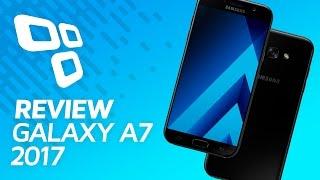 Samsung Galaxy A7 2017 - Review - TecMundo