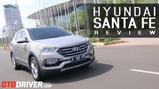 Hyundai Santa Fe 2016 Review Indonesia | OtoDriver
