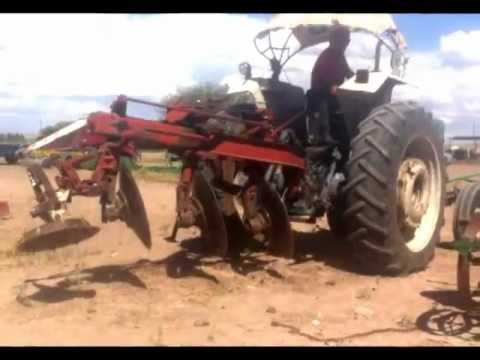 tractor ford 6600 FCAyF UACH