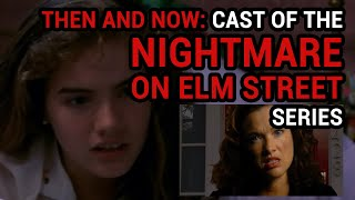 Nightmare on Elm Street Cast: Then and Now