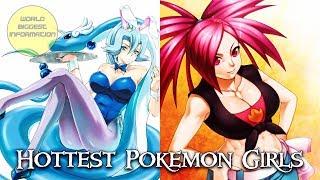 The Top 8 Hottest Pokemon Girls 2017 - World Biggest Information