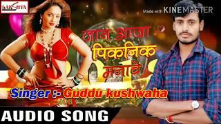 New Year Song || Jaan Aaja Picnic Manawe || Guddu Kushwaha|| New Year Love  Song