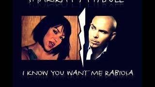 Shakira Ft Pitbull - I Know you Want me Rabiosa (Josh R Mashup Remix)
