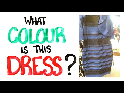 Xxx Mp4 What Colour Is This Dress SOLVED With SCIENCE 3gp Sex