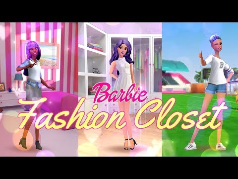 GAMING: Barbie Fashion Closet | CUSTOM My Little Pony Barbies