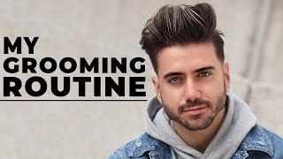 My 5 Minute Grooming Routine   Men's Grooming Routine 2018   Alex Costa