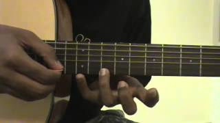 Jeena Jeena Guitar Tabs | Badlapur | Easy for Beginners | by: Likhit Kurba