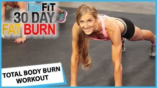 30 Day Fat Burn: Total Body Burn Workout