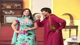 Best of Sajan Abbas, Asif Iqbal & Mahnoor - PAKISTANI STAGE DRAMA FULL COMEDY CLIP